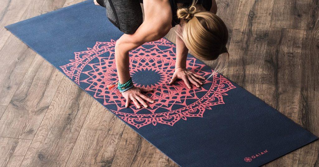 saltea yoga basic începători