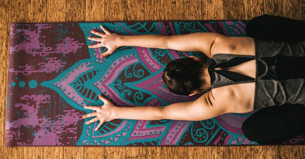 saltea yoga mat